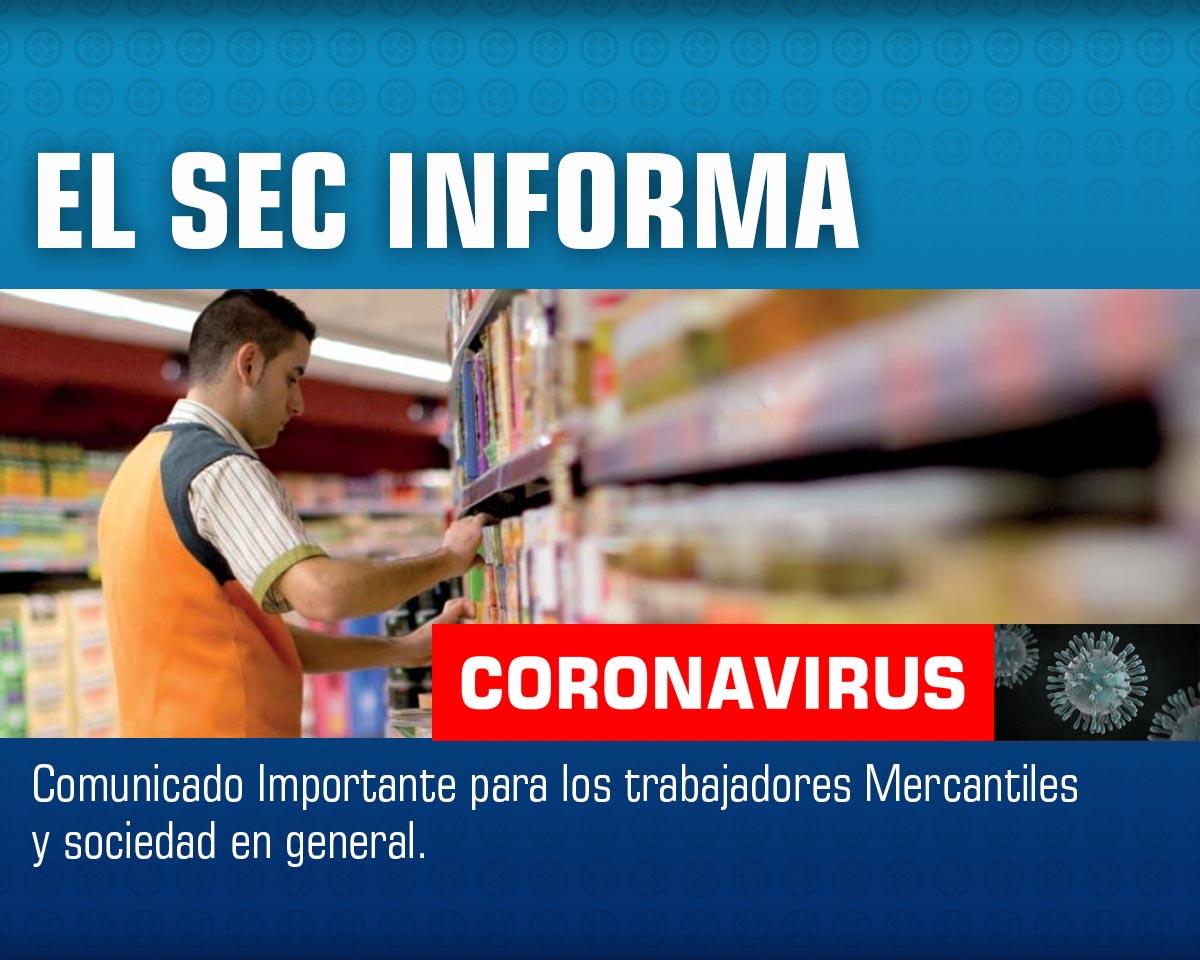 Cambios en el ingreso a los Supermercados de Río Gallegos.