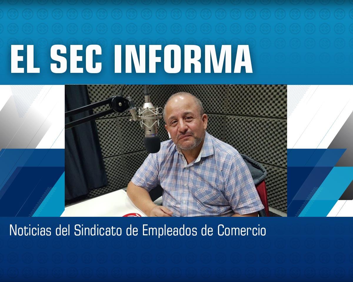Claudio Silva invitó a afiliados a retirar el kit escolar